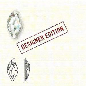 Diamond-Leaf-Sew-on-Stone