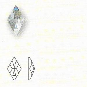 Rhombus-Flat-Back